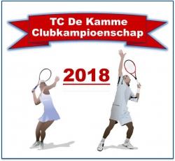 Resultaten clubkampioenschap 2018