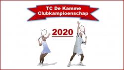 Resultaten clubkampioenschap 2020