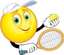 tennismannetje